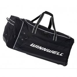 Taška na kolečkách WinnWell Wheel Bag Premium Black Junior