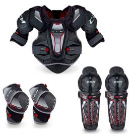 Set chráničů CCM Jetspeed FT390 Junior