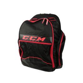 Taška na kolečkách CCM 390 Backpack Black/Red