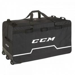 Brankářská taška na kolečkách CCM Pro Black SR