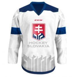 Dres CCM Slovensko bílý