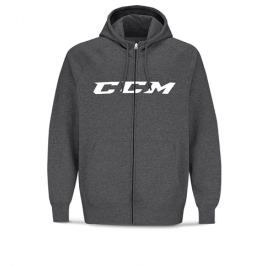 Mikina CCM Full Zip CVC Hoody SR