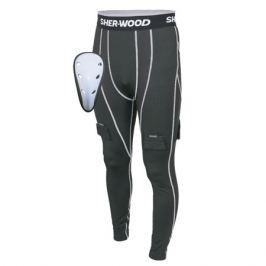 Kalhoty se suspenzorem Sher-Wood Compression Jock Pant SR