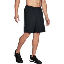 Pánské šortky Under Armour Woven Graphic Short Black