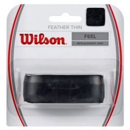 Základní omotávka Wilson Featherthin Grip Black