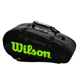 Wilson Super Tour 2 Comp Large 2019 Black/Green