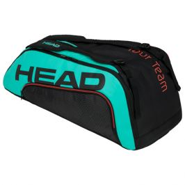 Head Tour Team 9R Supercombi 2019 Black/Teal