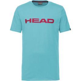 Dětské tričko Head Club Ivan Blue/Magenta
