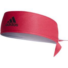 Čelenka adidas Tennis Tieband Aeroready Pink/Grey