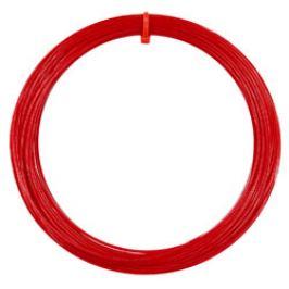 Tenisový výplet Tecnifibre X-One Biphase Red 1,30 mm (12m)