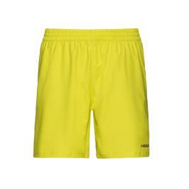 Pánské šortky Head Club Yellow