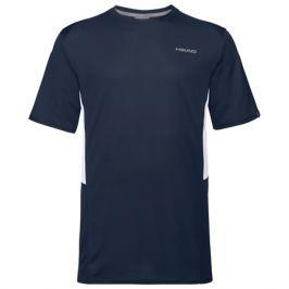 Dětské tričko Head Club Tech Blue