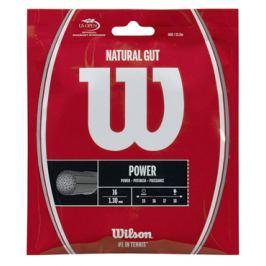 Tenisový výplet Wilson Natural 16 1.30 mm