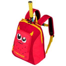 Dětský batoh na rakety Head Kid's Backpack Red/Yellow