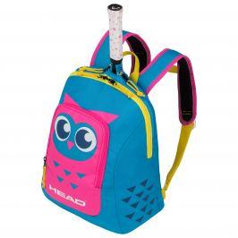Dětský batoh na rakety Head Kid's Backpack Blue/Pink 2020