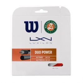 Tenisový výplet Wilson Duo Power Roland Garros