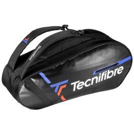 Taška na rakety Tecnifibre Tour Endurance 6R Black