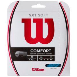 Tenisový výplet Wilson NXT Soft Blue