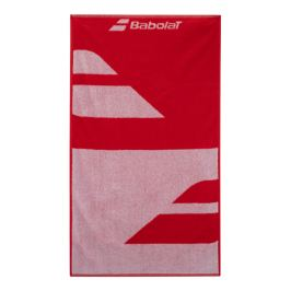 Ručník Babolat Towel Medium Red