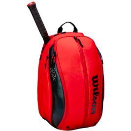 Batoh na rakety Wilson Federer DNA Backpack Red 2020