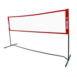 Multifunkční síť Victor Mini Badminton Net Premium