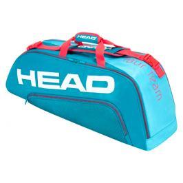 Taška na rakety Head Tour Team 6R Combi Blue/Pink 2020