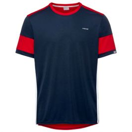 Pánské tričko Head Volley Dark Blue/Red