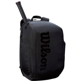 Batoh na rakety Wilson Super Tour Backpack Pro Staff Black