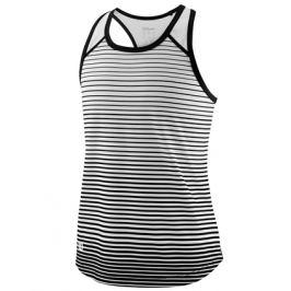Dívčí tílko Wilson Team Striped Black/White