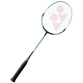 Badmintonová raketa Yonex Muscle Power 7 Black-Silver