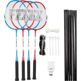 Badmintonový set FZ Forza Summer Fun (4 rakety + síť)