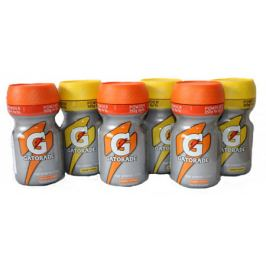 3x Gatorade Lemon a 3x Orange Powder