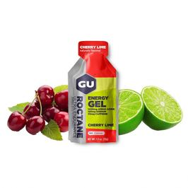 Energetický gel GU Roctane Energy 32 g Cherry Lime