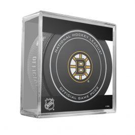 Oficiální puk utkání NHL Boston Bruins