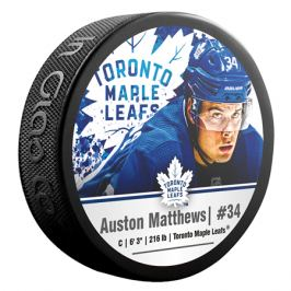 Puk Sher-Wood NHL Auston Matthews 34