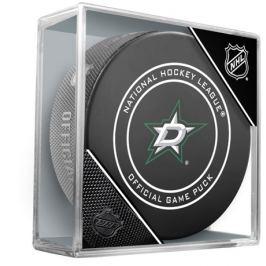 Oficiální puk utkání NHL Dallas Stars