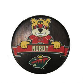 Puk Maskot Inglasco NHL Minnesota Wild
