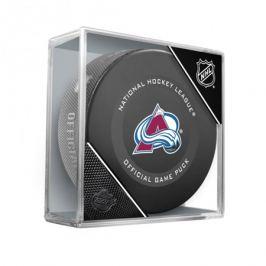 Oficiální puk utkání NHL Colorado Avalanche