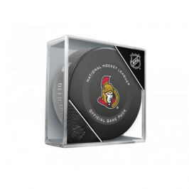 Oficiální puk utkání NHL Ottawa Senators