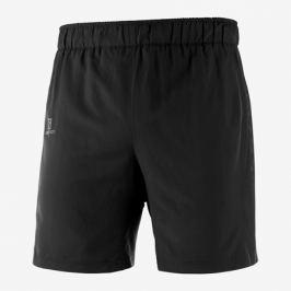 Pánské šortky Salomon Agile 2IN1 Short černé