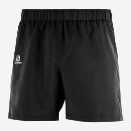 Pánské šortky Salomon Agile 5'' Short černé
