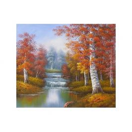 Obraz - Les v podzimu