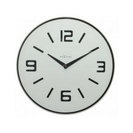 Designové nástěnné hodiny 8148wi Nextime Shuwan 43cm