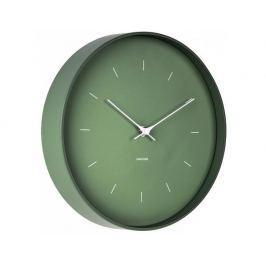 Designové nástěnné hodiny 5708GR Karlsson 27cm