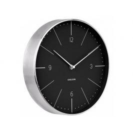 Designové nástěnné hodiny 5682BK Karlsson 28cm