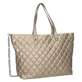 Prošívaná dámská kabelka