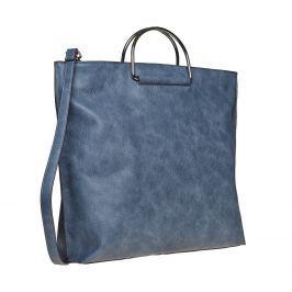 Modrá dámská kabelka