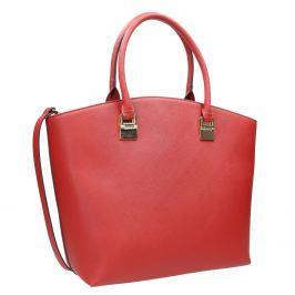 Dámská červená kabelka