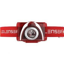 Ledlenser SEO 5 red