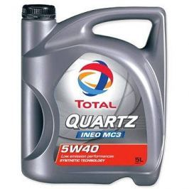 TOTAL QUARTZ INEO MC3 5W40  5l